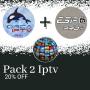 Pack abonnements esiptv+orca+