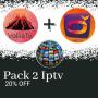 Pack IPTV Volka + orcapro+