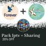 Pack abonnement Forever + SSTV