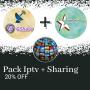 Pack abonnements Gshare + sstv+