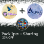 Pack abonnements Gshare + Alpha